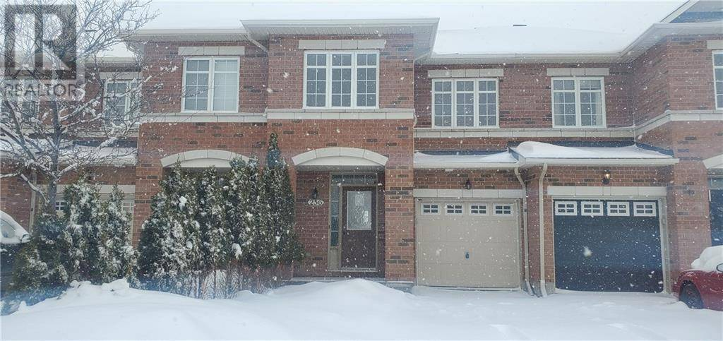 Townhouse for sale at 256 Trail Side Circ Ottawa Ontario - MLS: 1184111