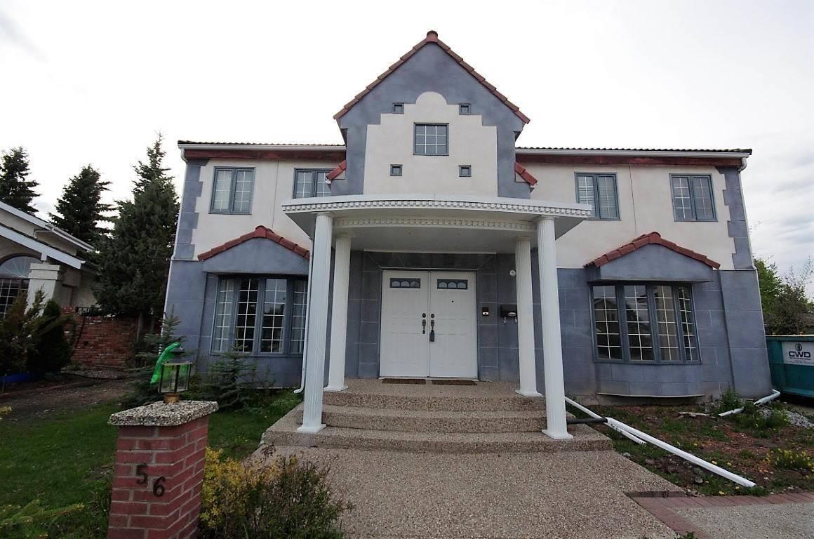 House for sale at 256 Wolf Ridge Cs Nw Edmonton Alberta - MLS: E4170832
