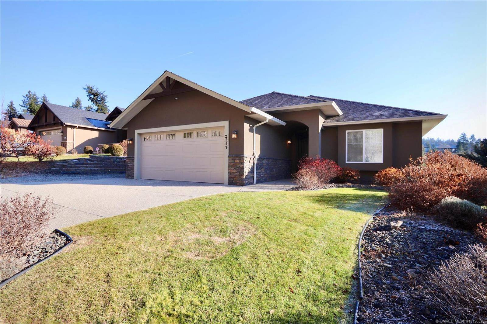 House for sale at 2562 Tuscany Dr West Kelowna British Columbia - MLS: 10196329