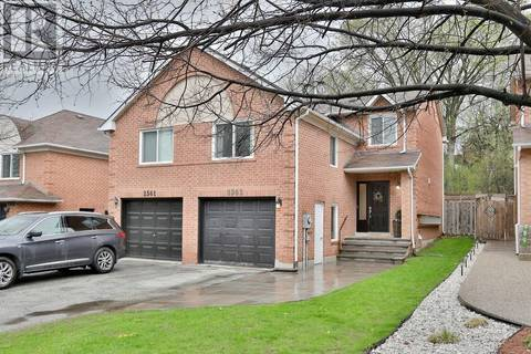 Townhouse for sale at 2563 Addingham Cres Oakville Ontario - MLS: 30734997