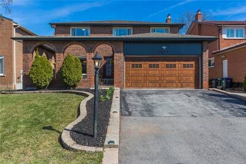 House for sale at 2563 Chisholm Ave Mississauga Ontario - MLS: W4425306