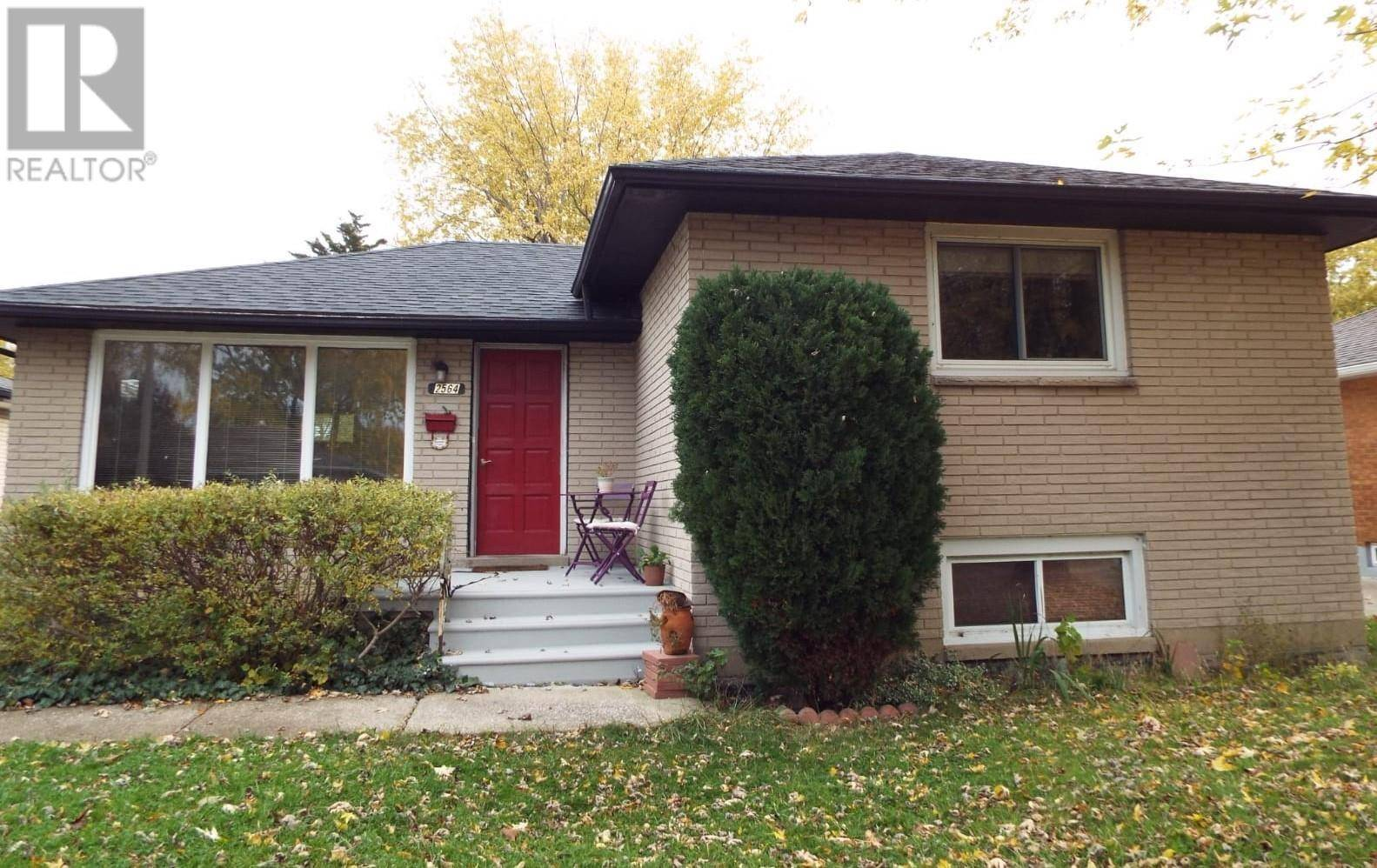 House for sale at 2564 Armstrong Ave Windsor Ontario - MLS: 19027884