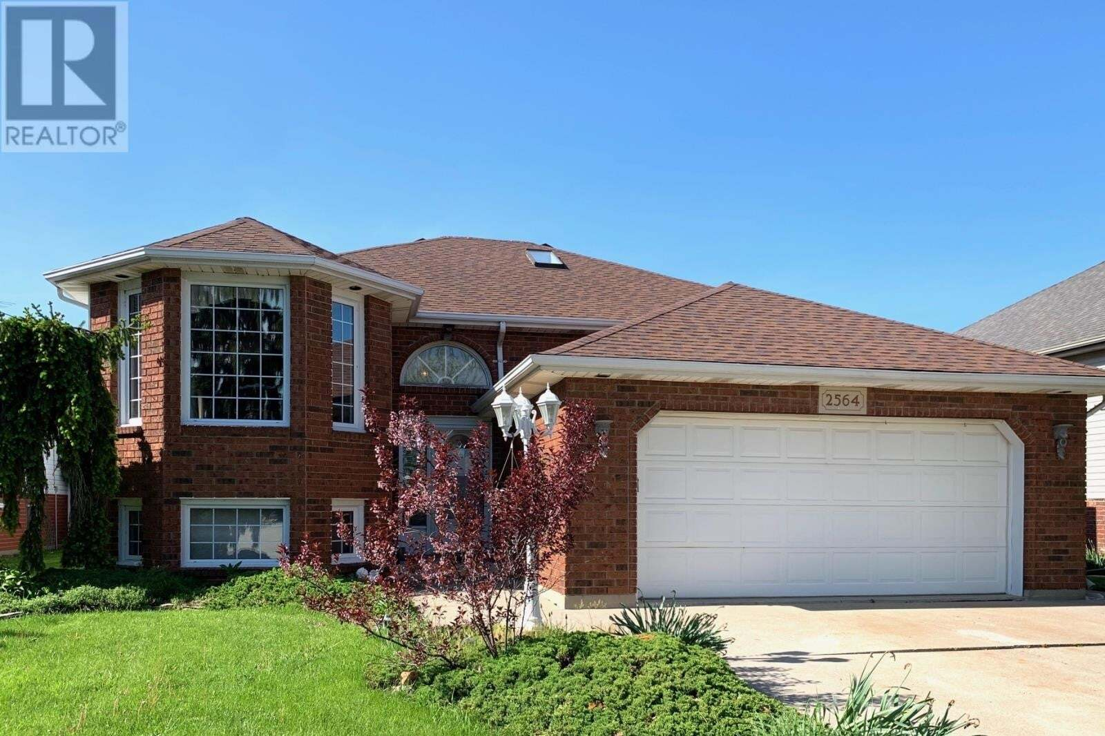 House for sale at 2564 Wildberry Cres Tecumseh Ontario - MLS: 20005822