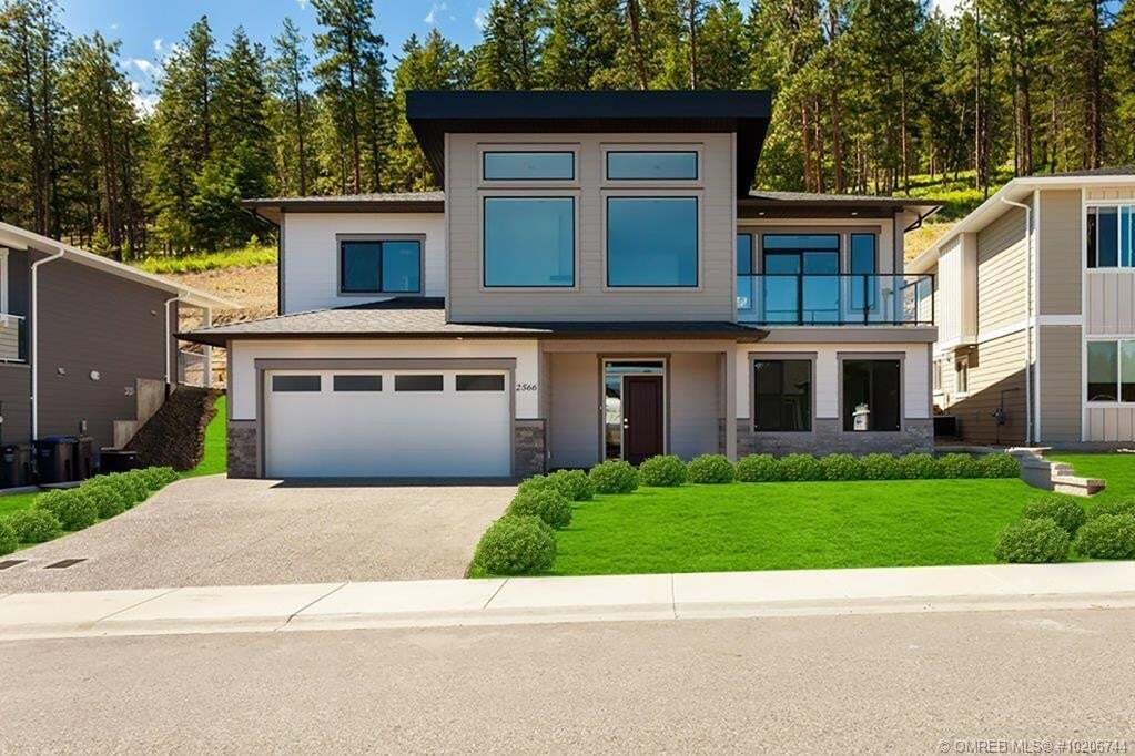 House for sale at 2566 Crown Crest Dr West Kelowna British Columbia - MLS: 10206744