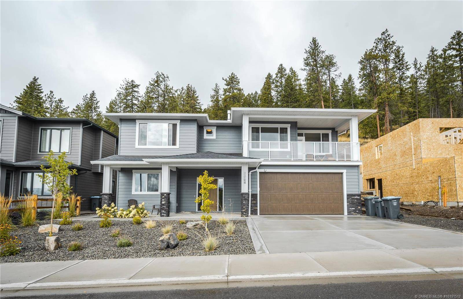 House for sale at 2568 Crown Crest Dr West Kelowna British Columbia - MLS: 10191512