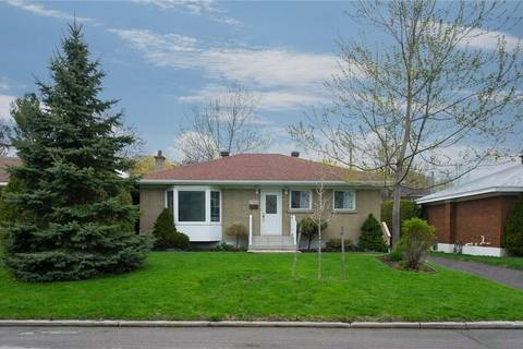 House for sale at 2569 Chambers Ave Ottawa Ontario - MLS: 1152921