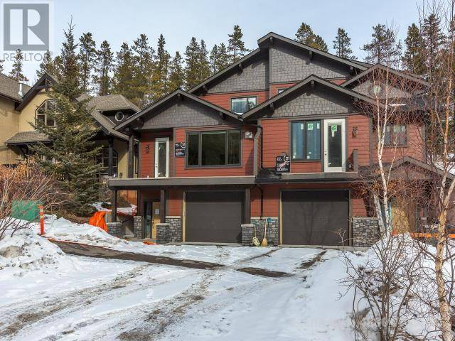 Townhouse for sale at 256 Three Sisters Dr Canmore Alberta - MLS: 48804