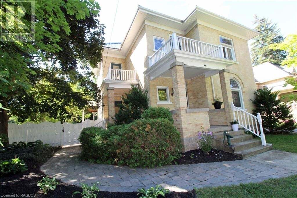House for sale at 257 8th St Hanover Ontario - MLS: 40010686