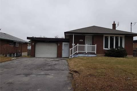 House for sale at 257 Bellamy Rd Toronto Ontario - MLS: E4726815