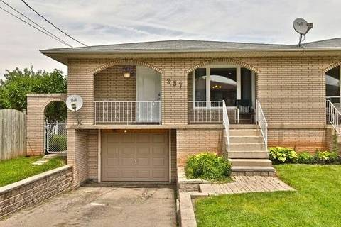 Townhouse for sale at 257 Cedardale Ave Hamilton Ontario - MLS: X4494125