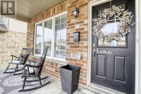 House for sale at 257 Charlotta St Baden Ontario - MLS: 30727124