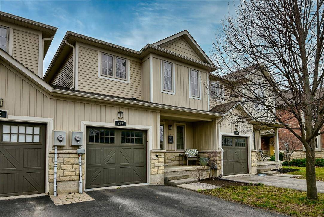 Townhouse for sale at 257 Fall Fair Wy Binbrook Ontario - MLS: H4076036