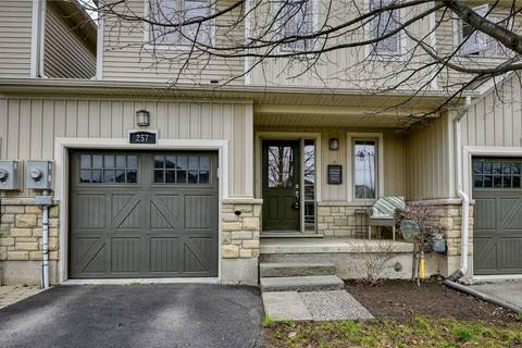Townhouse for sale at 257 Fall Fair Wy Hamilton Ontario - MLS: X4737531
