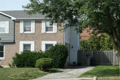 Townhouse for rent at 257 Hollyberry Tr Toronto Ontario - MLS: C4598118