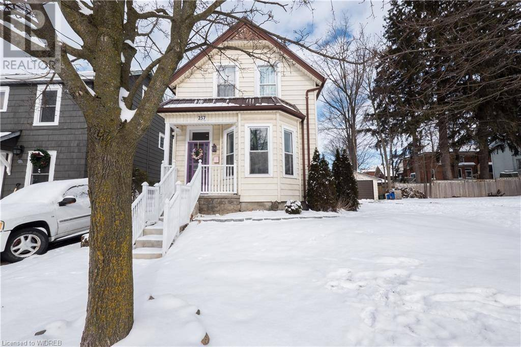 House for sale at 257 Hunter St Woodstock Ontario - MLS: 244223