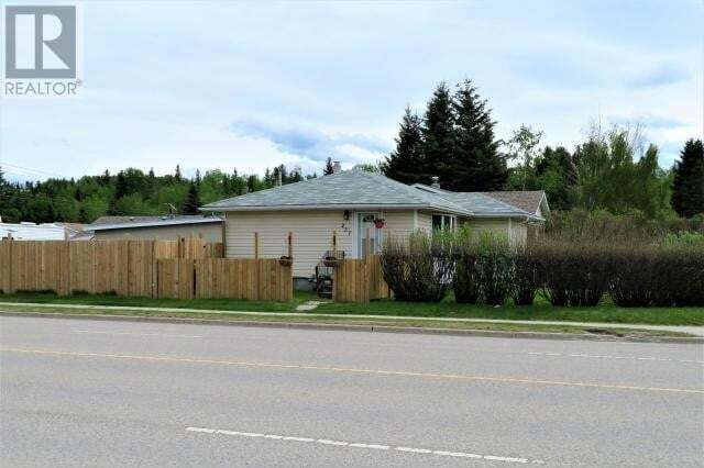 House for sale at 257 Macleod Ave Hinton Hill Alberta - MLS: 52613