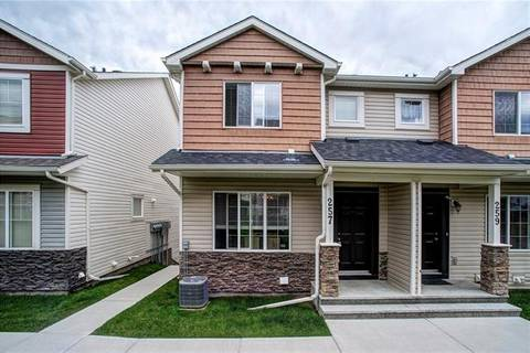 Townhouse for sale at 257 Pantego Ln Northwest Calgary Alberta - MLS: C4284592