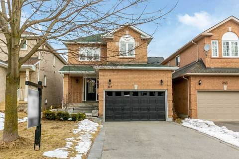 House for sale at 257 Rushbrook Dr Newmarket Ontario - MLS: N4386346