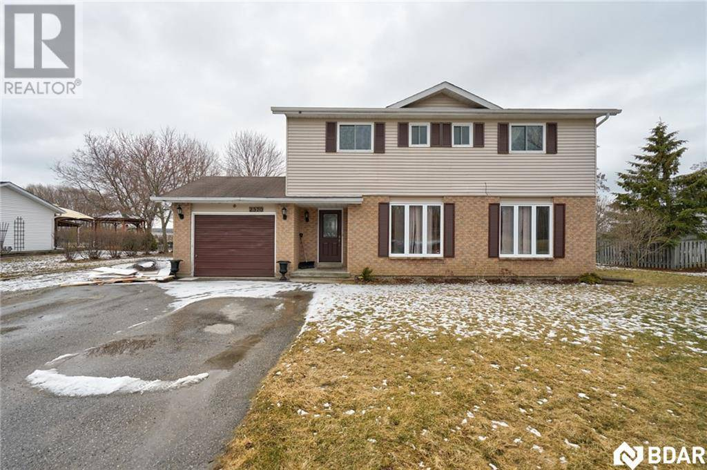 House for sale at 2570 Lawrence Ave Innisfil Ontario - MLS: 30800455
