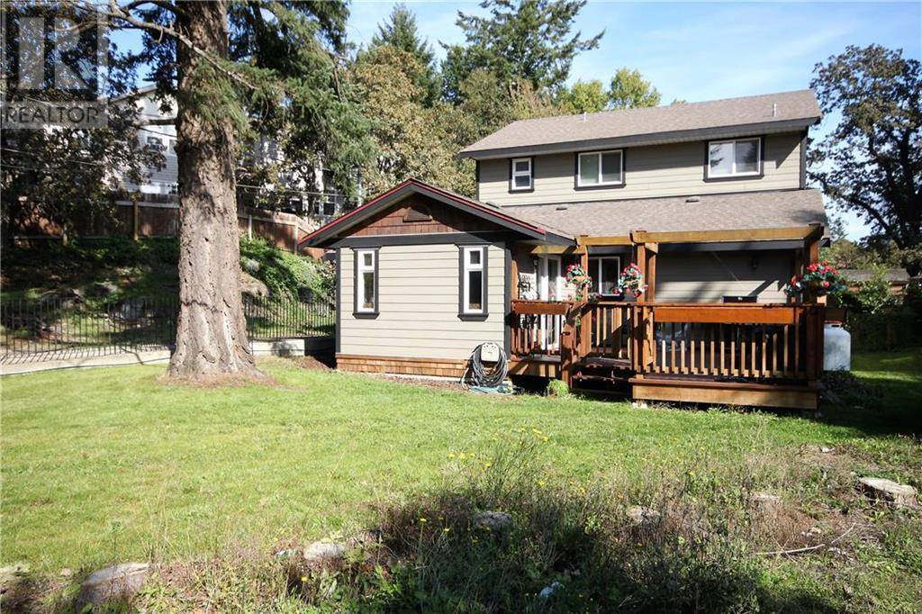House for sale at 2571 Millstream Rd Victoria British Columbia - MLS: 419218