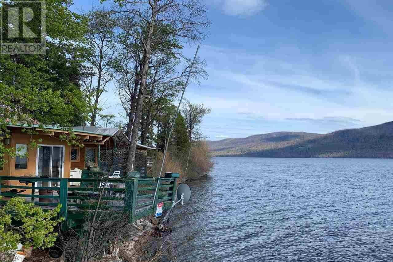 Residential property for sale at 2573 Francois Lake Rd Fraser Lake British Columbia - MLS: R2447663