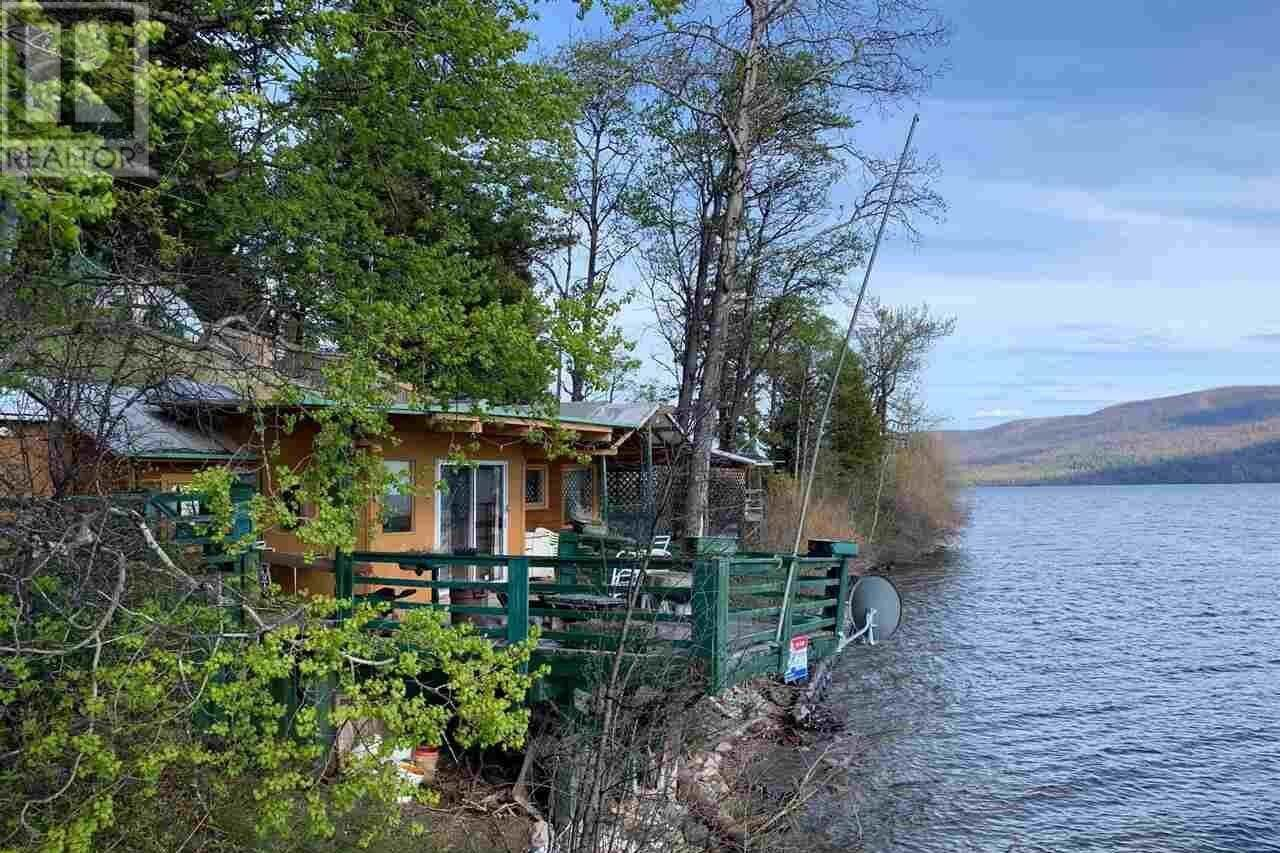 Residential property for sale at 2573 Francois Lake Rd Fraser Lake British Columbia - MLS: R2491884
