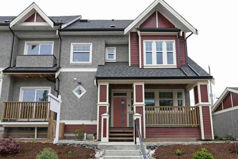 Townhouse for sale at 2575 Lakewood Dr Vancouver British Columbia - MLS: R2448545