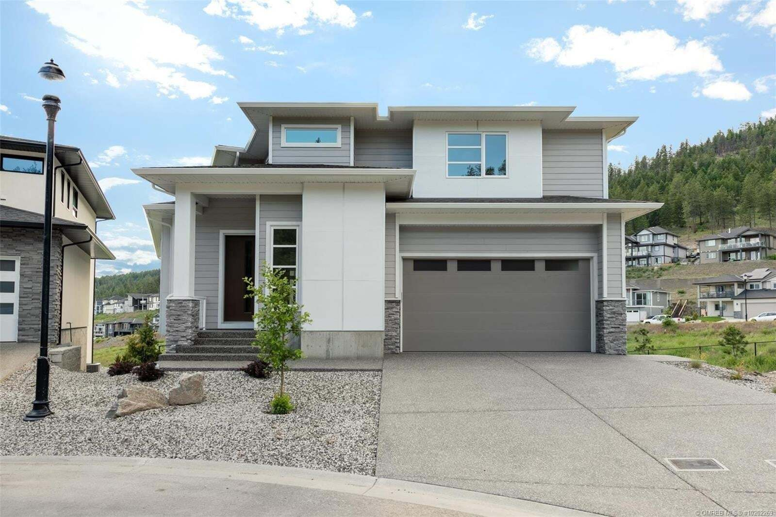 House for sale at 2578 Crown Crest Pl West Kelowna British Columbia - MLS: 10202269