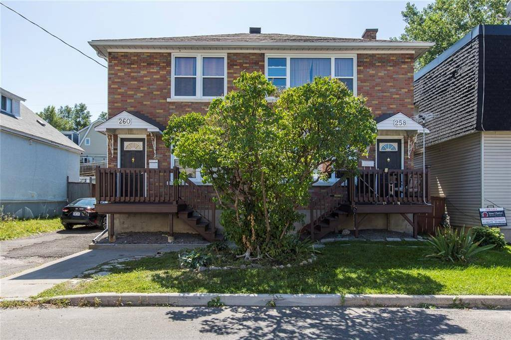 Townhouse for sale at 260 Ste-anne St Unit 258 Ottawa Ontario - MLS: 1167104