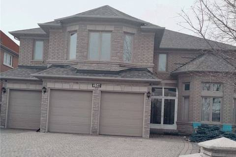 House for rent at 258 Boake Tr Richmond Hill Ontario - MLS: N4404963