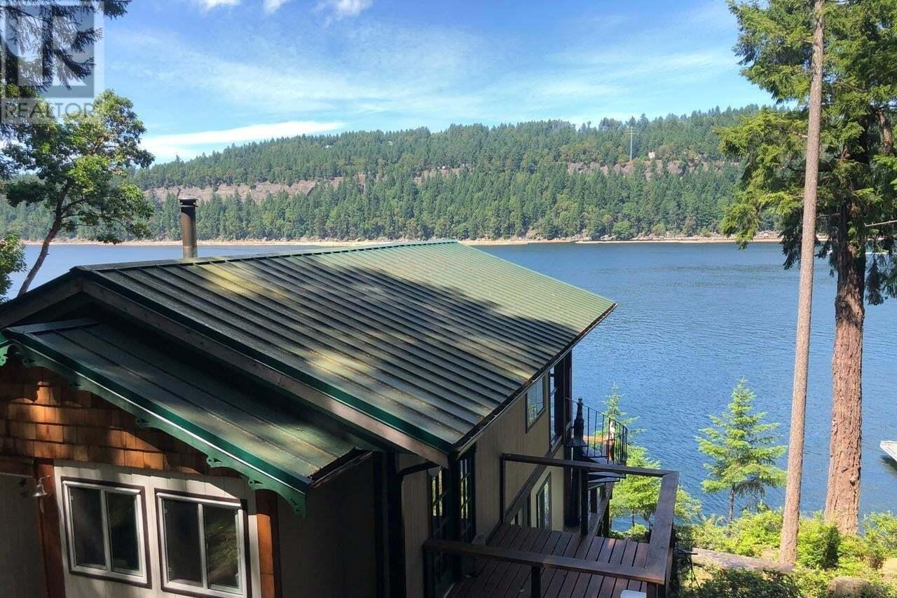 House for sale at 258 Coho  Mudge Island British Columbia - MLS: 843279