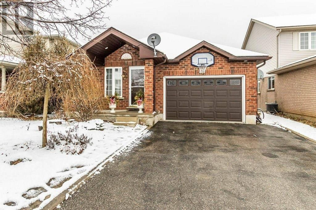 House for sale at 258 Green Vista Dr Cambridge Ontario - MLS: 30799631