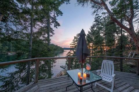 House for sale at 258 Leighton Ln Mayne Island British Columbia - MLS: R2399549