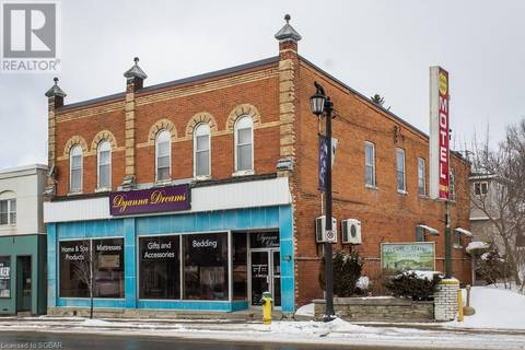 Commercial property for sale at 258 Main St Stayner Ontario - MLS: 179821