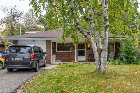 Residential property for sale at 258 Quickfall Dr Waterloo Ontario - MLS: 40032690