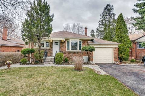 House for sale at 258 Renforth Dr Toronto Ontario - MLS: W4421008