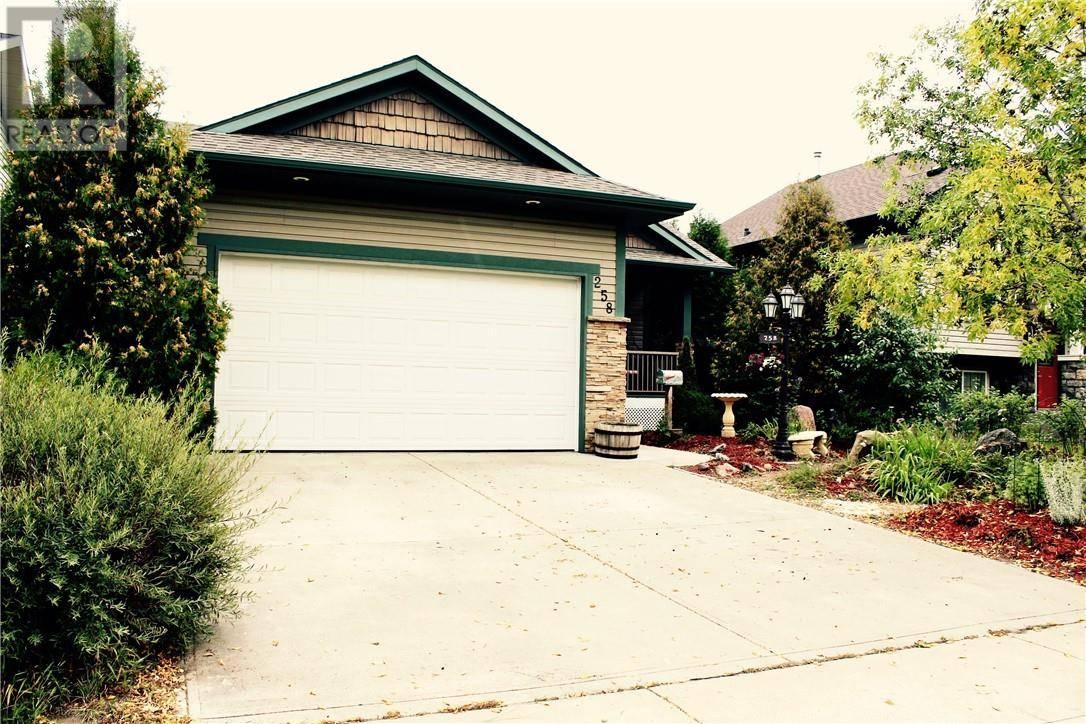 House for sale at 258 Webster Dr Red Deer Alberta - MLS: ca0185389
