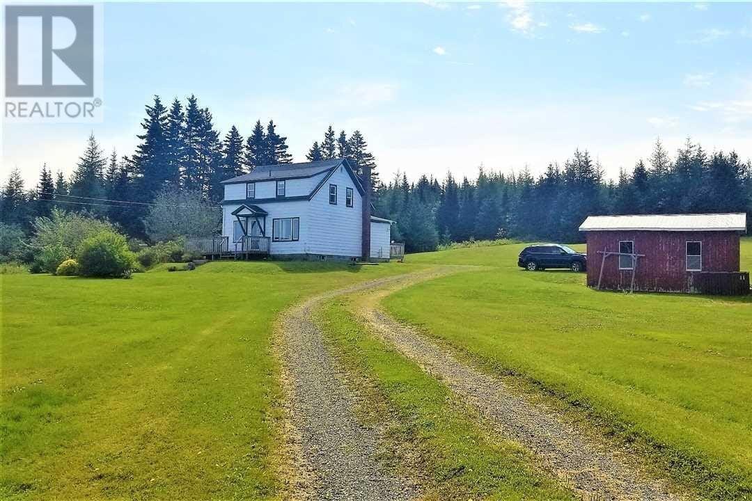 House for sale at 258 Westside Grand River Rd Grand River Nova Scotia - MLS: 202019391