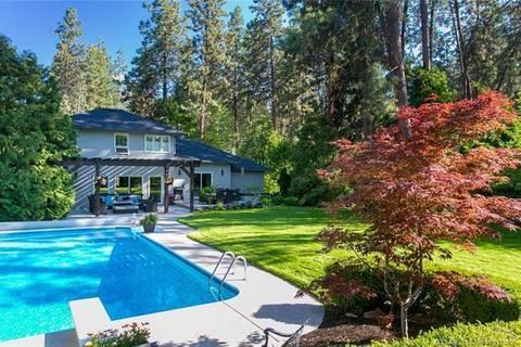 House for sale at 2580 Dunsmuir Rd Kelowna British Columbia - MLS: 10180855