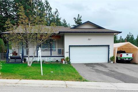 House for sale at 2580 Shannon View Dr West Kelowna British Columbia - MLS: 10176126