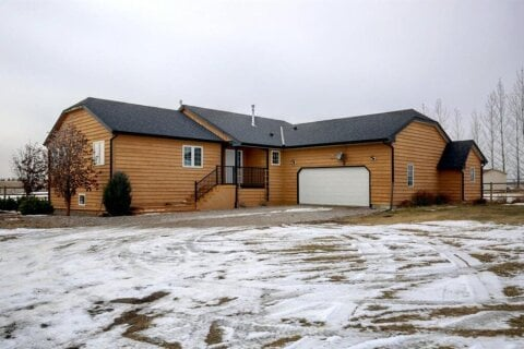 House for sale at 258149 112 St E Rural Foothills County Alberta - MLS: A1049685