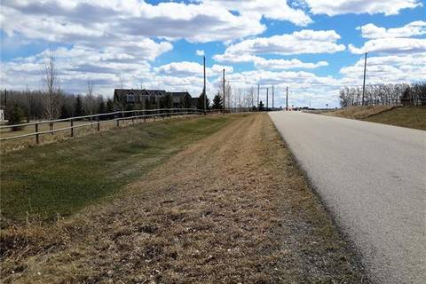 Residential property for sale at 258226 10 St East Rural Foothills County Alberta - MLS: C4239423