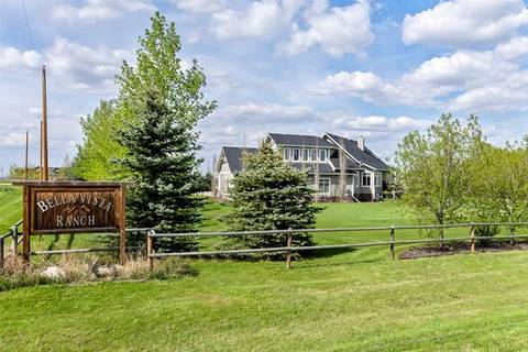 House for sale at 258244 10 St East Rural Foothills County Alberta - MLS: C4260904