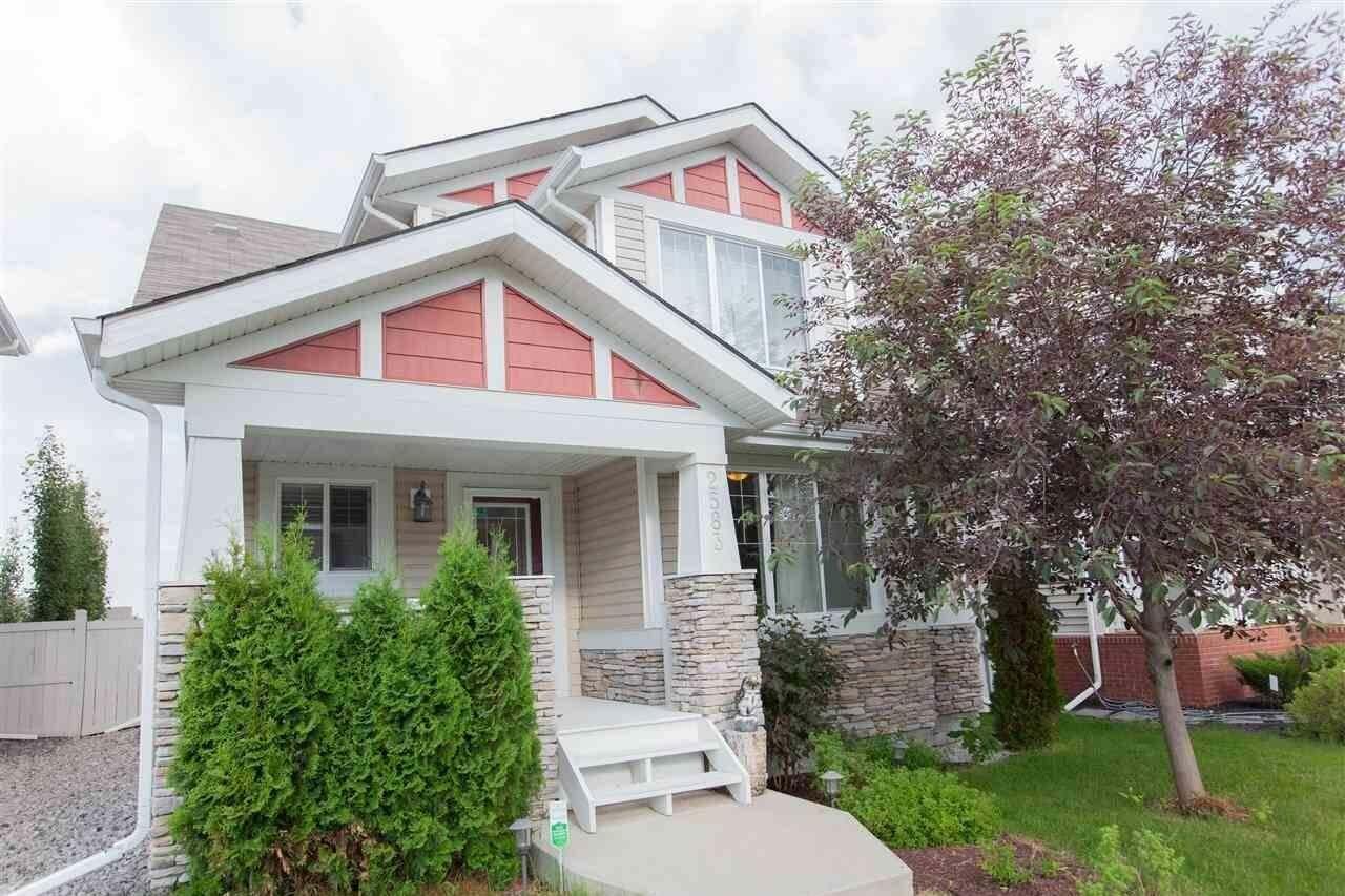 House for sale at 2583 Pegasus Bv NW Edmonton Alberta - MLS: E4204651