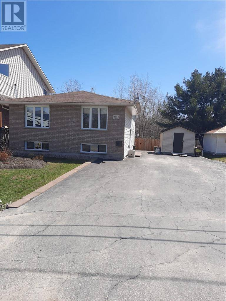 House for sale at 2584 Field St Sudbury Ontario - MLS: 2084696