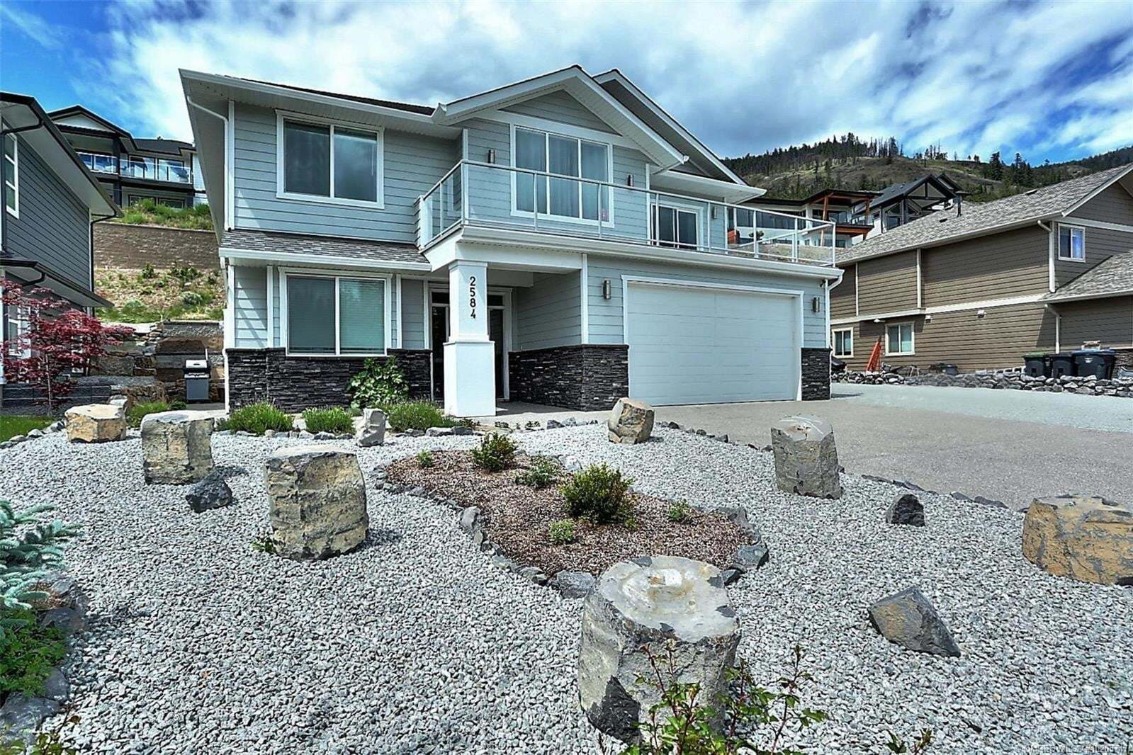 House for sale at 2584 Paramount Dr West Kelowna British Columbia - MLS: 10205747