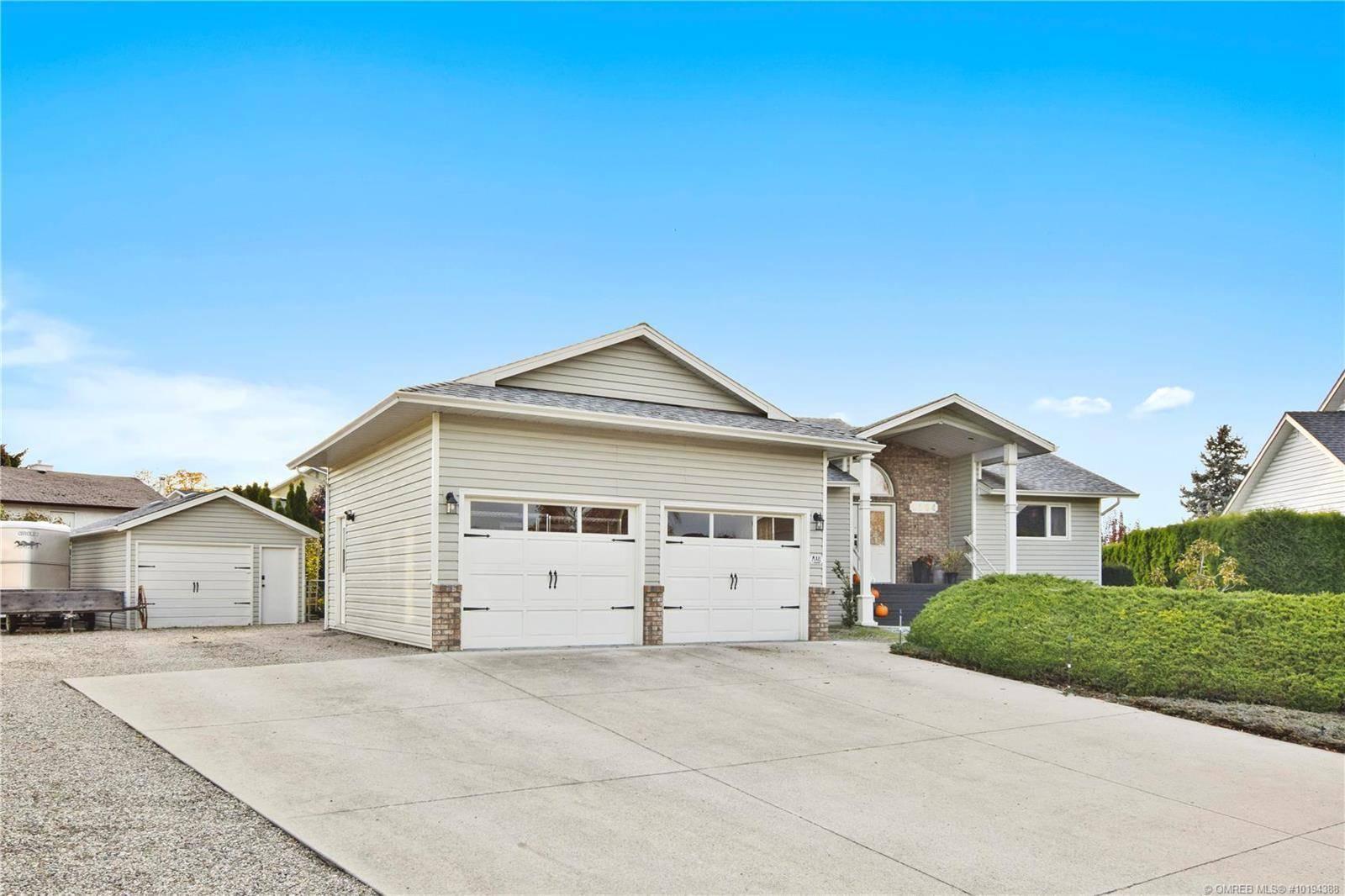 House for sale at 2584 Rhondda Cres Kelowna British Columbia - MLS: 10194388