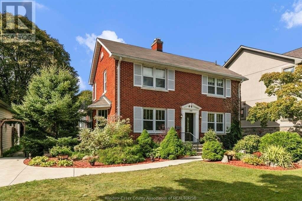 House for sale at 2585 Buckingham  Windsor Ontario - MLS: 20013002