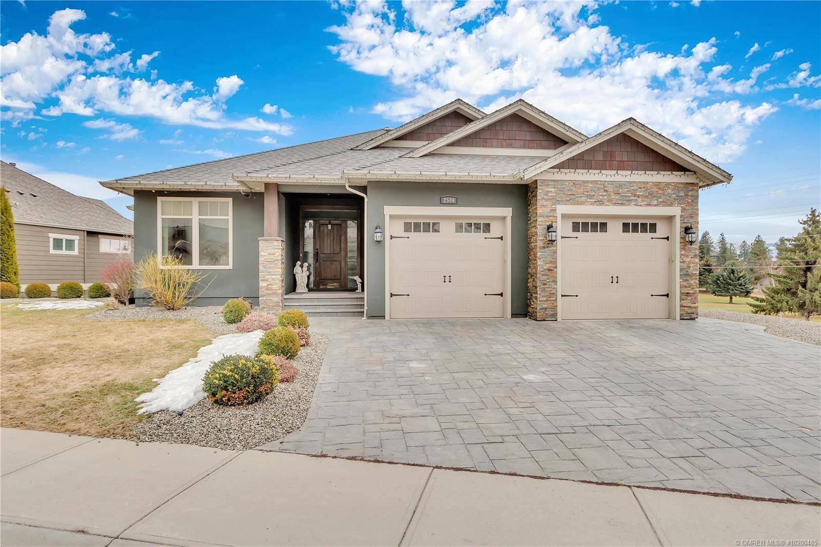 House for sale at 2586 Tuscany Dr West Kelowna British Columbia - MLS: 10200485