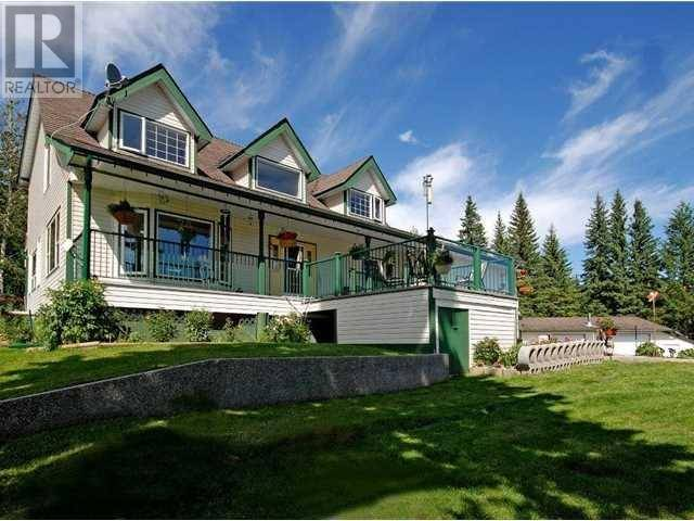 House for sale at 2587 Blackwater Rd Quesnel British Columbia - MLS: R2440549